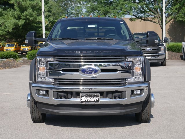 2018 F-550 Crew Cab DRW 4x4,  Hillsboro Platform Body #FTJ4138 - photo 4