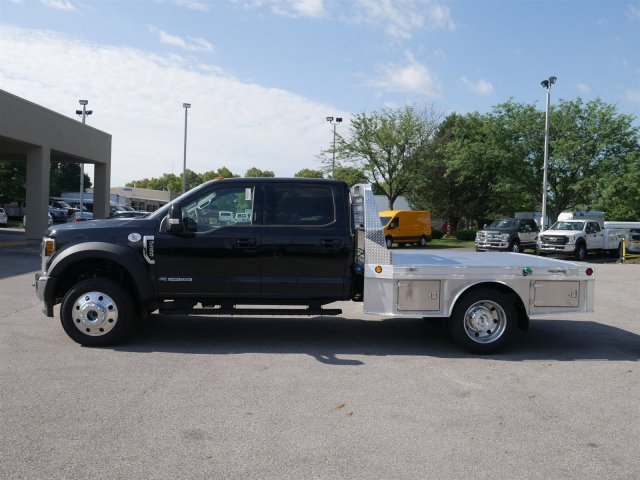 2018 F-550 Crew Cab DRW 4x4,  Hillsboro Platform Body #FTJ4138 - photo 5