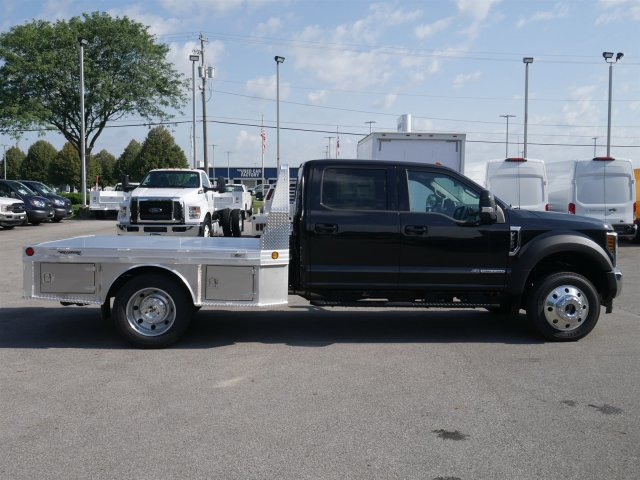 2018 F-550 Crew Cab DRW 4x4,  Hillsboro Platform Body #FTJ4138 - photo 8