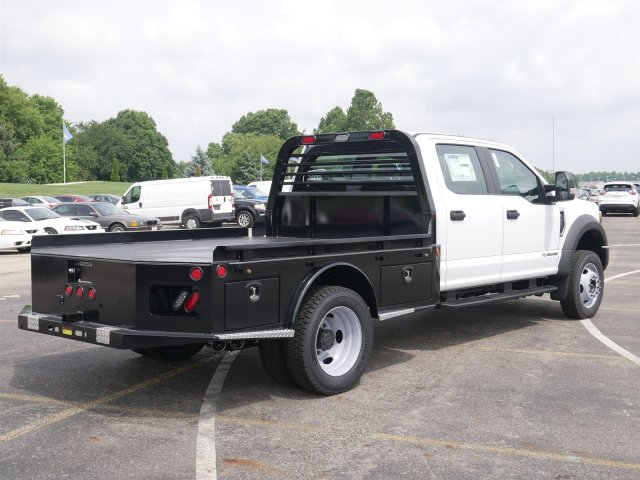 2018 F-550 Crew Cab DRW 4x4,  Freedom Platform Body #FTJ4197 - photo 7