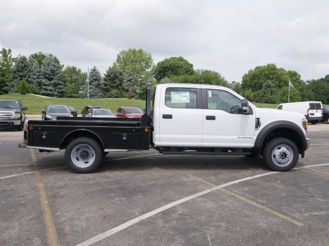 2018 F-550 Crew Cab DRW 4x4,  Freedom Platform Body #FTJ4197 - photo 8