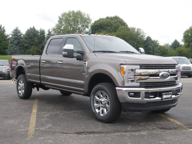 2018 F-550 Crew Cab DRW 4x4,  Hillsboro Platform Body #FTJ4282 - photo 5
