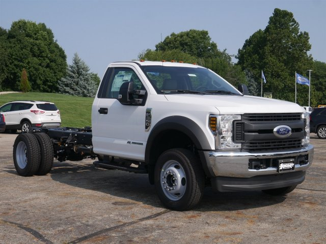 2019 F-550 Regular Cab DRW 4x4,  Cab Chassis #FTK1050 - photo 3