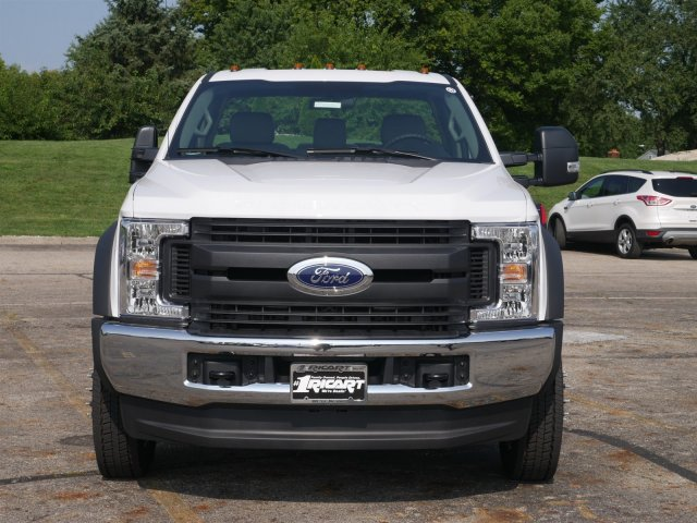 2019 F-550 Regular Cab DRW 4x4,  Cab Chassis #FTK1050 - photo 4
