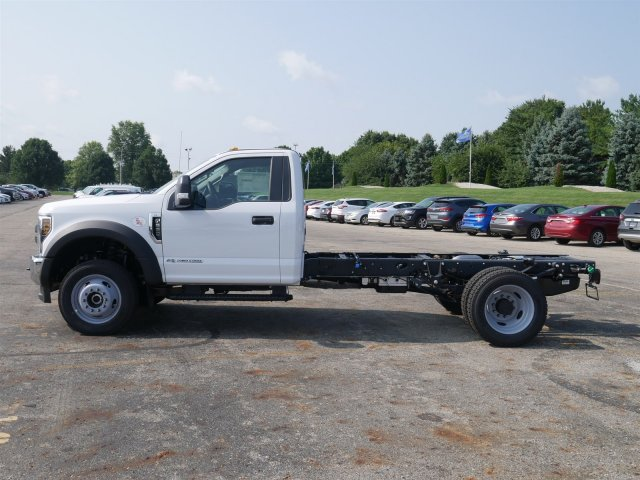 2019 F-550 Regular Cab DRW 4x4,  Cab Chassis #FTK1050 - photo 5