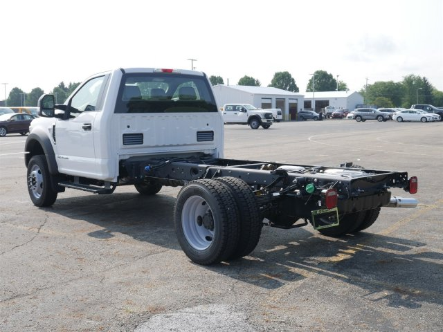 2019 F-550 Regular Cab DRW 4x4,  Cab Chassis #FTK1050 - photo 2