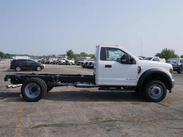 2019 F-550 Regular Cab DRW 4x4,  Cab Chassis #FTK1050 - photo 8