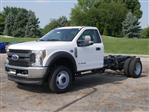 2019 F-550 Regular Cab DRW 4x4,  Cab Chassis #FTK1050 - photo 1