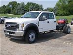 2019 F-550 Crew Cab DRW 4x4,  Rugby Z-Spec Dump Body #FTK1070 - photo 1