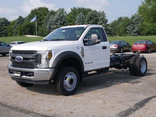 2019 F-550 Regular Cab DRW 4x2,  Cab Chassis #FTK1074 - photo 1