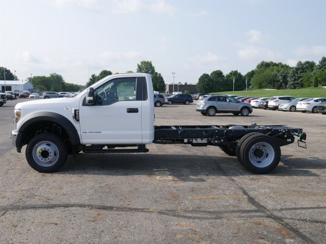 2019 F-550 Regular Cab DRW 4x2,  Cab Chassis #FTK1074 - photo 5