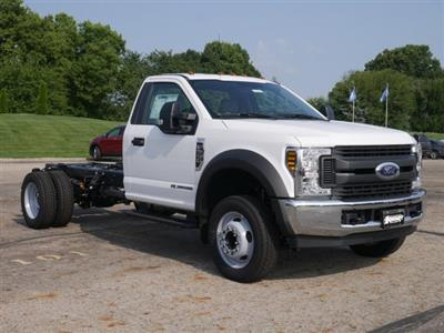 2019 F-550 Regular Cab DRW 4x2,  Cab Chassis #FTK1074 - photo 3