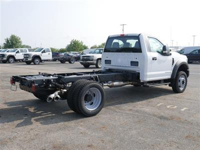 2019 F-550 Regular Cab DRW 4x2,  Cab Chassis #FTK1074 - photo 7