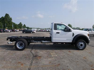 2019 F-550 Regular Cab DRW 4x2,  Cab Chassis #FTK1074 - photo 8