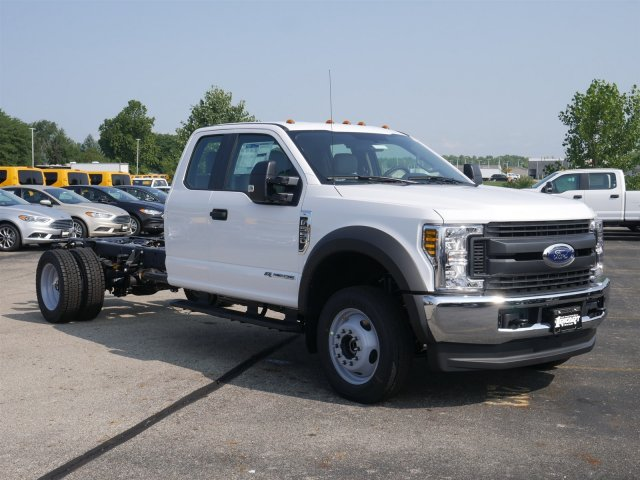 2019 F-550 Super Cab DRW 4x4,  Cab Chassis #FTK1085 - photo 3