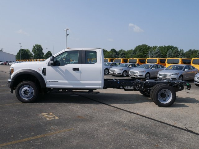 2019 F-550 Super Cab DRW 4x4,  Cab Chassis #FTK1085 - photo 5