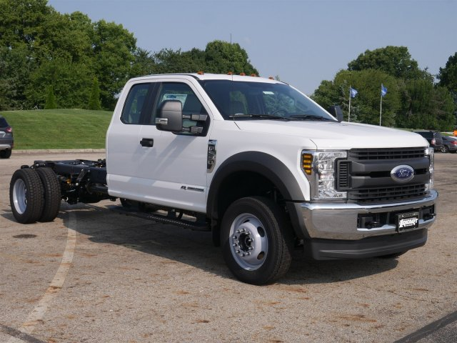 2019 F-550 Super Cab DRW 4x4,  Cab Chassis #FTK1105 - photo 3