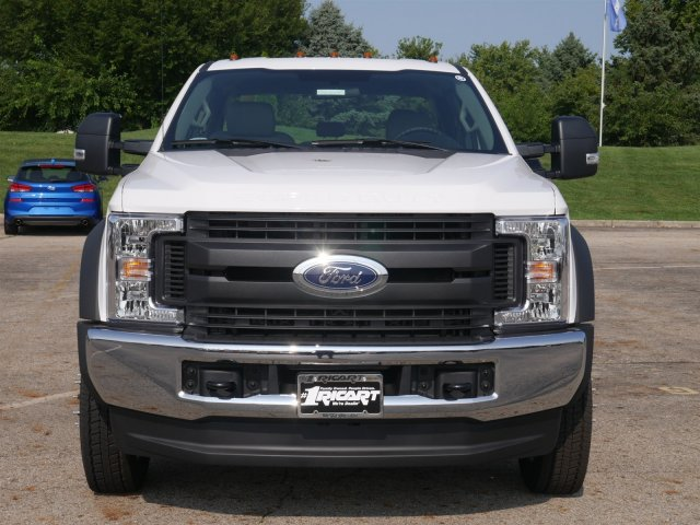 2019 F-550 Super Cab DRW 4x4,  Cab Chassis #FTK1105 - photo 4