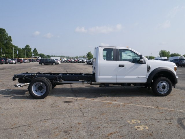 2019 F-550 Super Cab DRW 4x4,  Cab Chassis #FTK1105 - photo 8