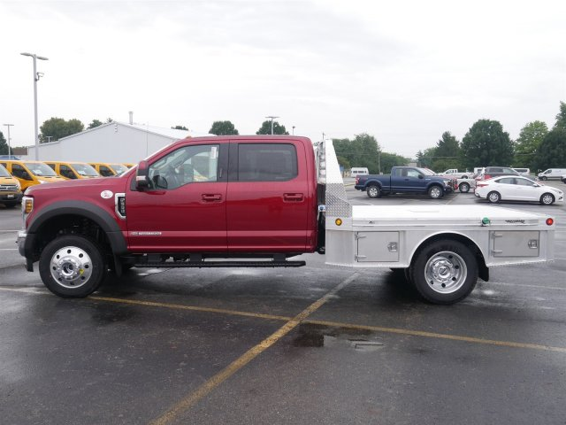2019 F-550 Crew Cab DRW 4x4,  Hillsboro Platform Body #FTK1121 - photo 12