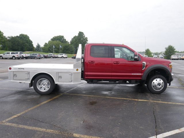 2019 F-550 Crew Cab DRW 4x4,  Hillsboro Platform Body #FTK1121 - photo 15