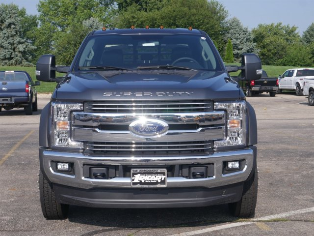 2019 F-550 Crew Cab DRW 4x4,  Hillsboro Platform Body #FTK1153 - photo 12