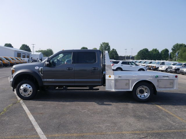 2019 F-550 Crew Cab DRW 4x4,  Hillsboro Platform Body #FTK1153 - photo 13