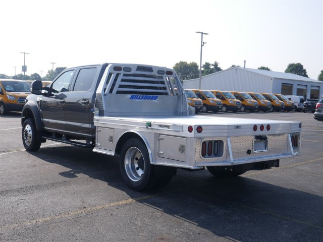 2019 F-550 Crew Cab DRW 4x4,  Hillsboro Platform Body #FTK1153 - photo 2