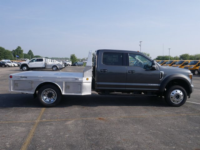 2019 F-550 Crew Cab DRW 4x4,  Hillsboro Platform Body #FTK1153 - photo 16