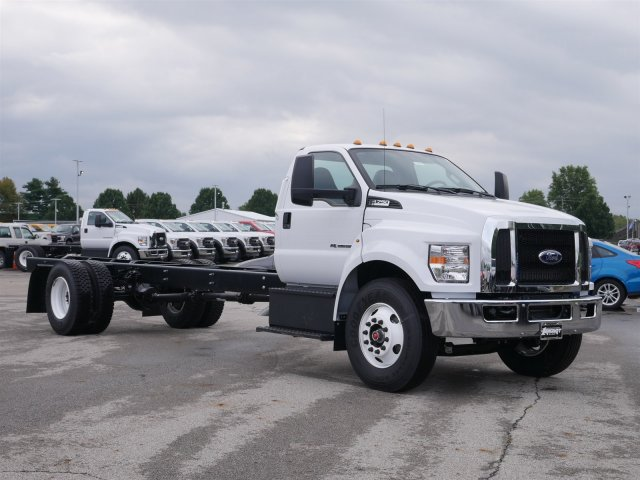 2019 F-750 Regular Cab DRW 4x2,  Cab Chassis #FTK1156 - photo 3