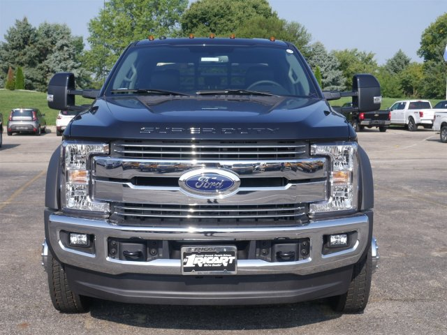 2019 F-550 Crew Cab DRW 4x4,  Hillsboro Platform Body #FTK1171 - photo 12