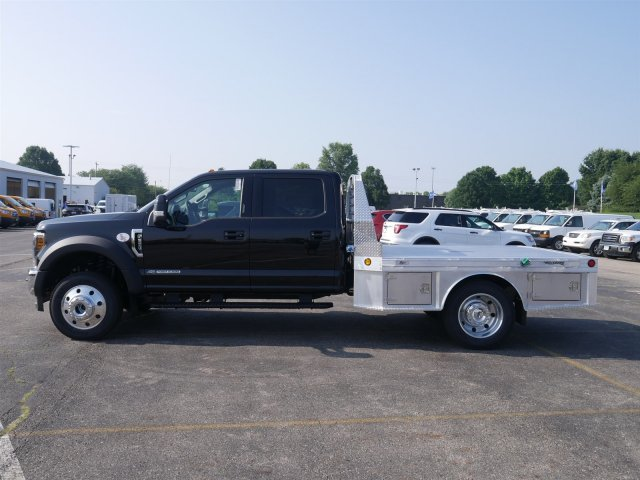 2019 F-550 Crew Cab DRW 4x4,  Hillsboro Platform Body #FTK1171 - photo 13