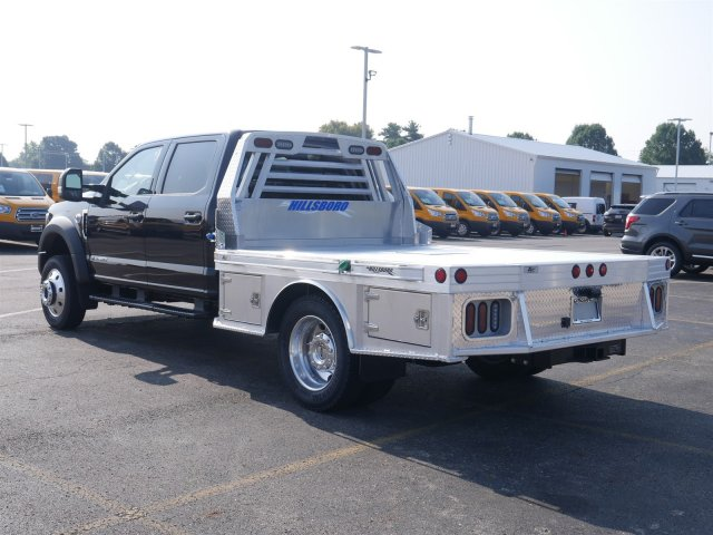 2019 F-550 Crew Cab DRW 4x4,  Hillsboro Platform Body #FTK1171 - photo 2