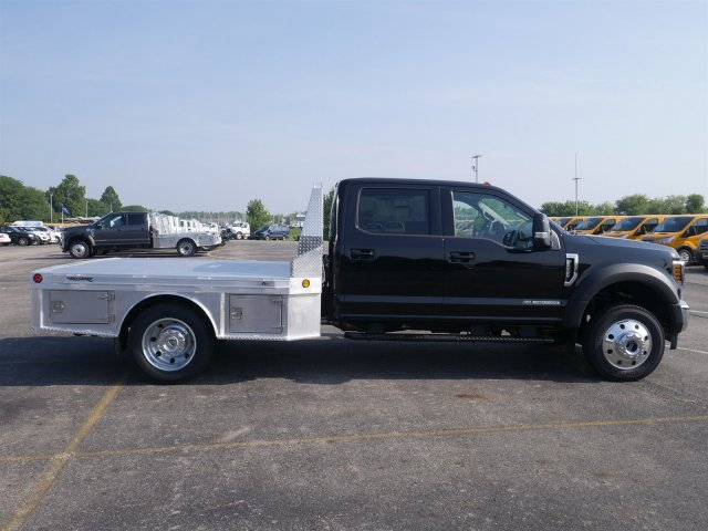 2019 F-550 Crew Cab DRW 4x4,  Hillsboro Platform Body #FTK1171 - photo 16