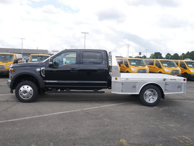 2019 F-550 Crew Cab DRW 4x4,  Hillsboro Platform Body #FTK1198 - photo 5