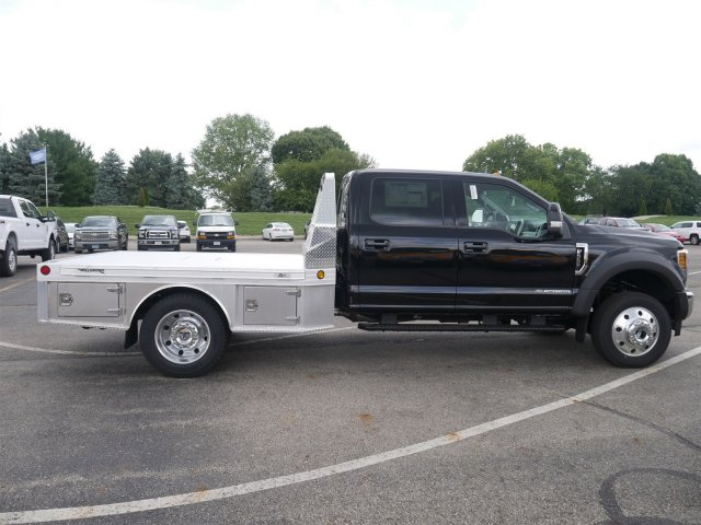 2019 F-550 Crew Cab DRW 4x4,  Hillsboro Platform Body #FTK1198 - photo 8