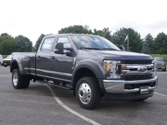 2019 F-450 Crew Cab DRW 4x4,  Pickup #FTK1221 - photo 3