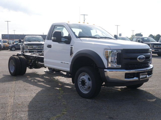 2019 F-550 Regular Cab DRW 4x2,  Cab Chassis #FTK1231 - photo 3