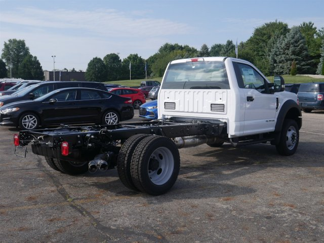 2019 F-550 Regular Cab DRW 4x2,  Cab Chassis #FTK1231 - photo 7