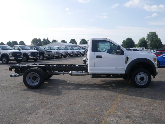 2019 F-550 Regular Cab DRW 4x2,  Cab Chassis #FTK1231 - photo 8