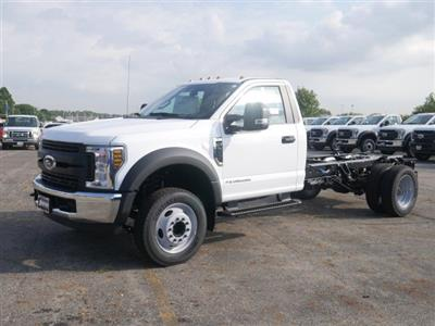 2019 F-550 Regular Cab DRW 4x2,  Cab Chassis #FTK1231 - photo 1