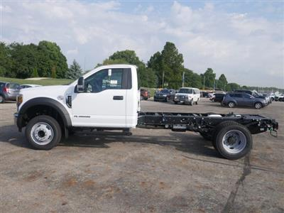 2019 F-550 Regular Cab DRW 4x2,  Cab Chassis #FTK1231 - photo 5