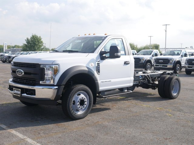2019 F-550 Regular Cab DRW 4x2,  Cab Chassis #FTK1232 - photo 1