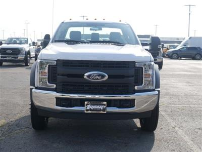 2019 F-550 Regular Cab DRW 4x2,  Cab Chassis #FTK1232 - photo 4