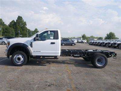 2019 F-550 Regular Cab DRW 4x2,  Cab Chassis #FTK1232 - photo 5