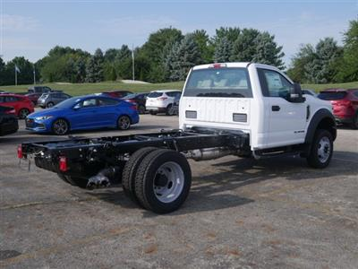 2019 F-550 Regular Cab DRW 4x2,  Cab Chassis #FTK1232 - photo 7