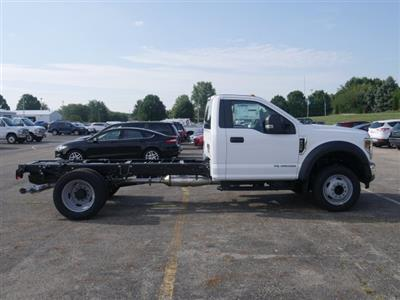 2019 F-550 Regular Cab DRW 4x2,  Cab Chassis #FTK1232 - photo 8