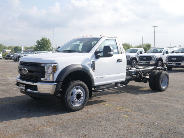 2019 F-550 Regular Cab DRW 4x2,  Cab Chassis #FTK1233 - photo 1