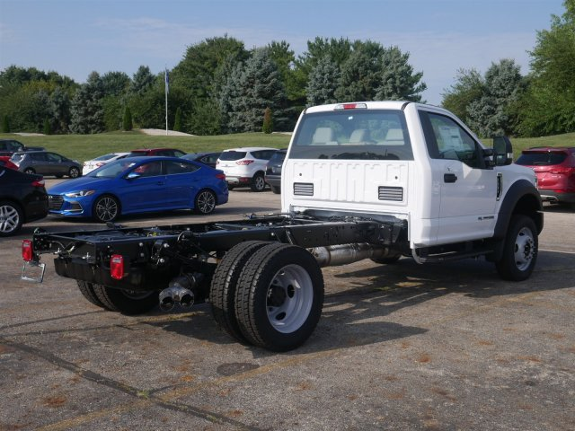 2019 F-550 Regular Cab DRW 4x2,  Cab Chassis #FTK1233 - photo 7