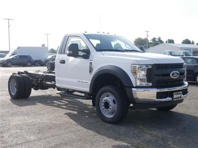 2019 F-550 Regular Cab DRW 4x2,  Cab Chassis #FTK1233 - photo 3